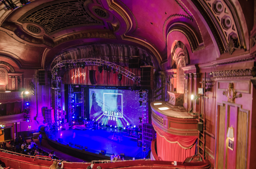 Hillsong dominion theater (1 of 1)