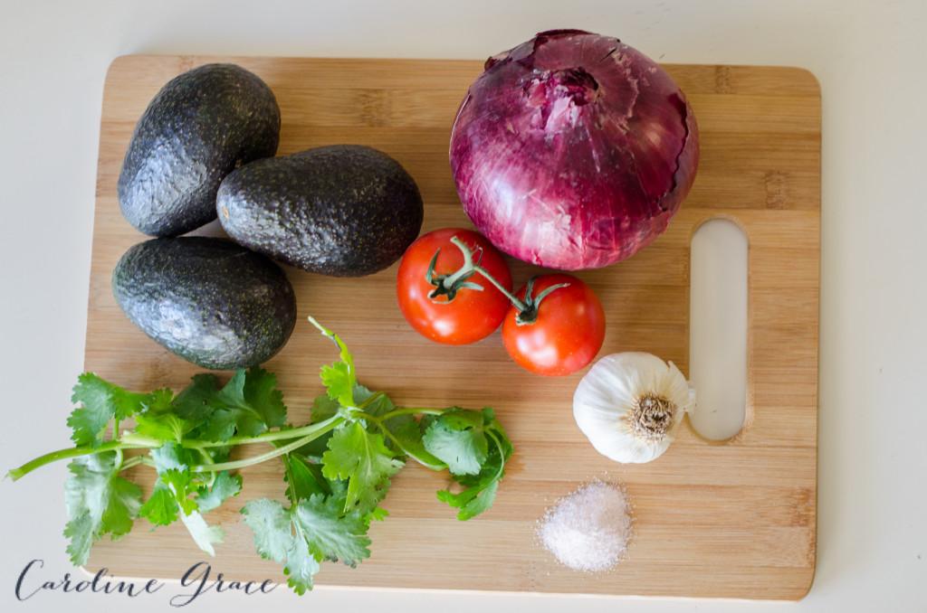 guac ingredients (1 of 1)
